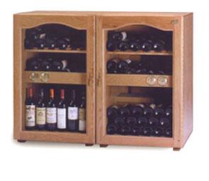caveduke cave vins mod le consul 150 bouteilles. Black Bedroom Furniture Sets. Home Design Ideas